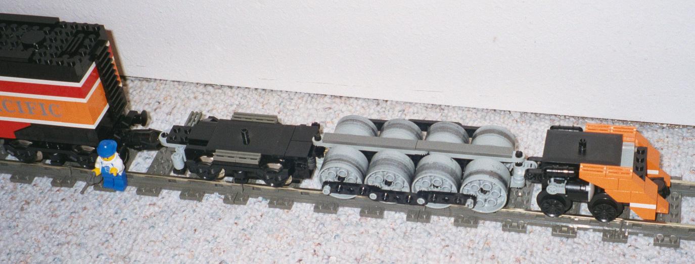 Bens Lego 4449 Daylight